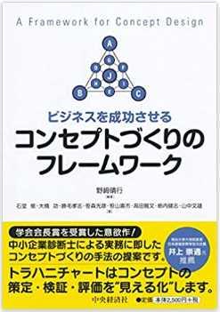 ビジネスを成功させるコンセプトづくりのフレームワーク